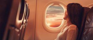 Comment être belle après un long trajet en avion ?