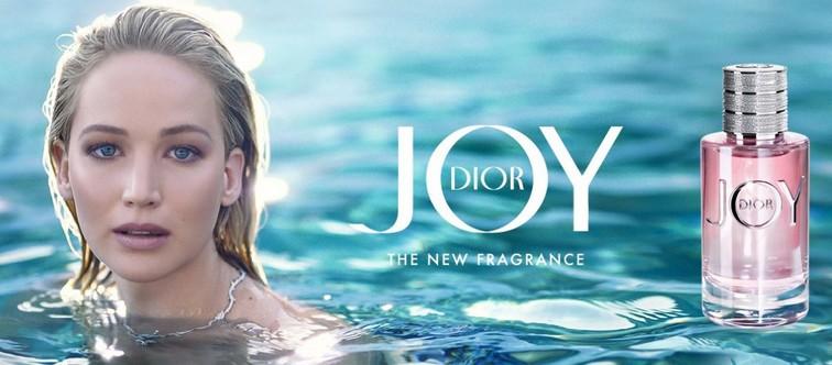 Dior reprend le flacon de SAUVAGE pour JOY