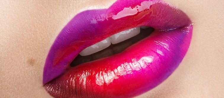 Le contour des lèvres ? Des soins adaptés