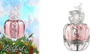 LolitaLand, le nouveau parfum féminin Lolita Lempicka