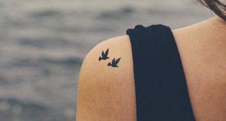 Les égéries et leurs tatouages, un art !