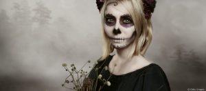Démaquiller facilement son maquillage d'Halloween