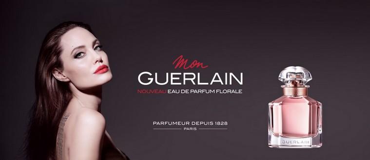 Mon Guerlain et Angelina Jolie : un souvenir de sa mère