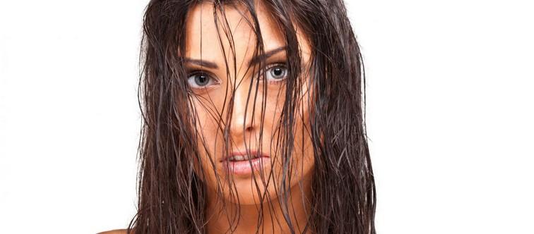 Ne pas se brosser les cheveux humides !
