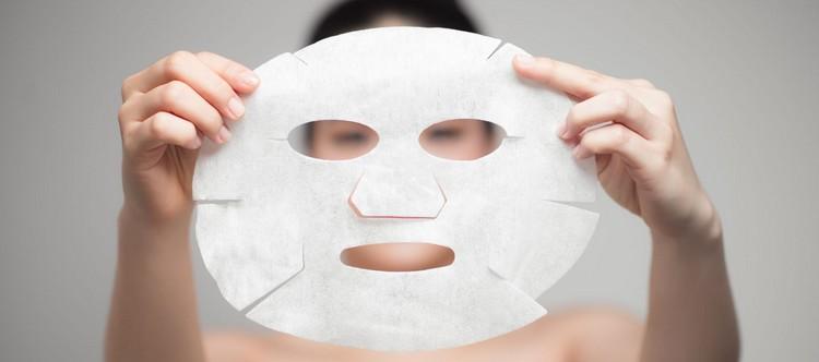 Le masque tissu : un soin flash