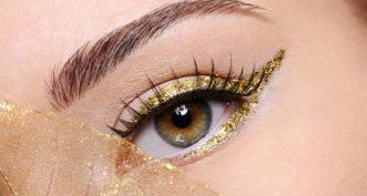 Comment réaliser un maquillage doré ?