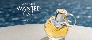 Wanted Girl d'Azzaro une publicité inédite